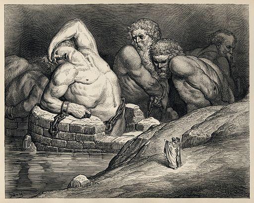 By Gustave Doré (1832 – 1883) via Wikimedia Commons