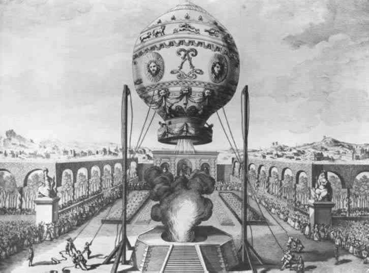 Montgolfiere 4 iunie