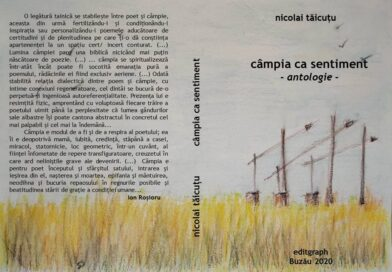 Scriitori de azi – Nicolai Tăicuțu – Câmpia ca sentiment – Antologie de poeme alese (10)
