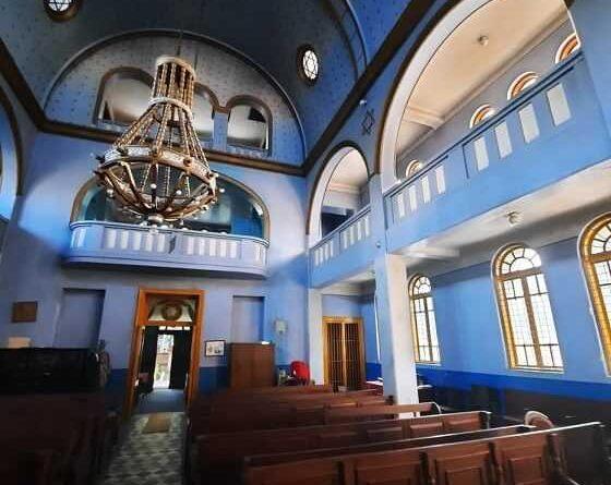 Muzica zilelor noastre: S-a cântat la sinagogă